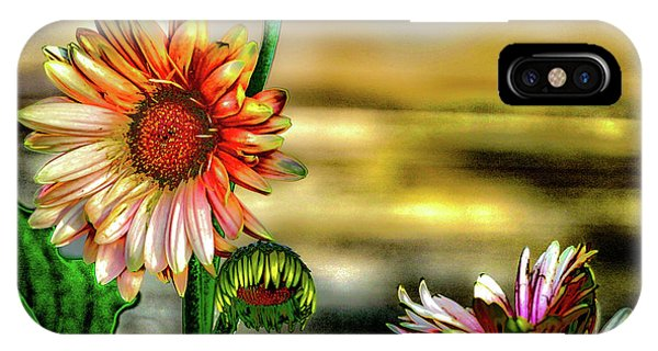 IPhone Case featuring the photograph Summer Daisy by William Norton