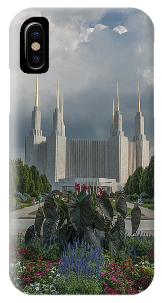 Summer Day At The Lds IPhone Case