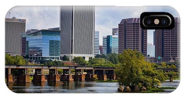 Summer Day In Rva IPhone Case