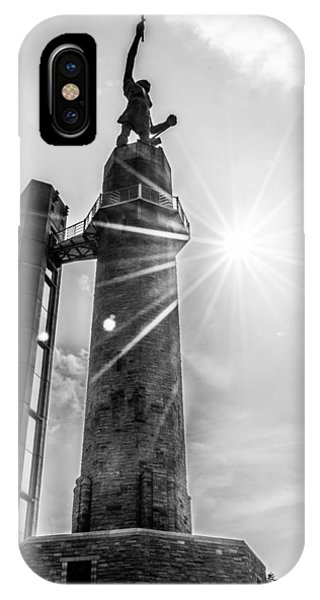 Summer Days At The Vulcan IPhone Case