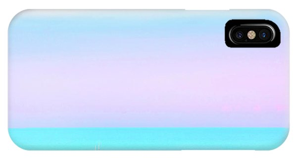 Clear iPhone Case - Summer Dreams by Az Jackson