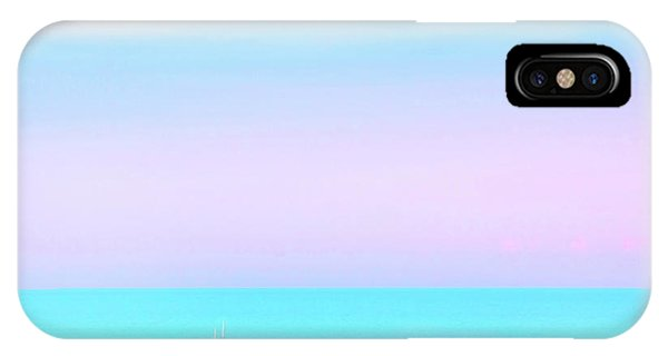 Helicopter iPhone X Case - Summer Dreams by Az Jackson