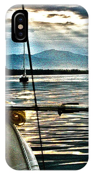 iPhone Case - Summer Eve At Sea by Alicia Kent