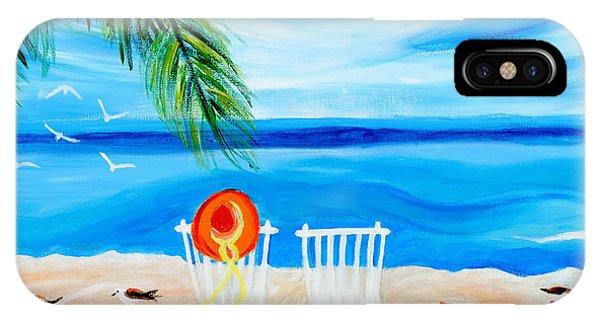 Summer Feelings IPhone Case