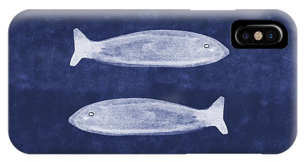 For iPhone Case - Summer Fish- Art By Linda Woods by Linda Woods