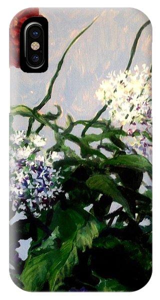 Summer Flowers 1 IPhone Case