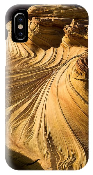 Hiking iPhone Case - Summer Heat by Chad Dutson