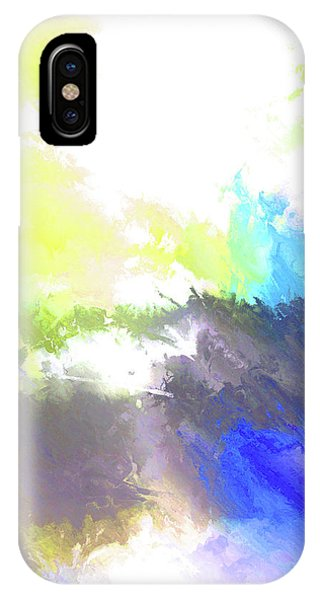 Summer IIi IPhone Case