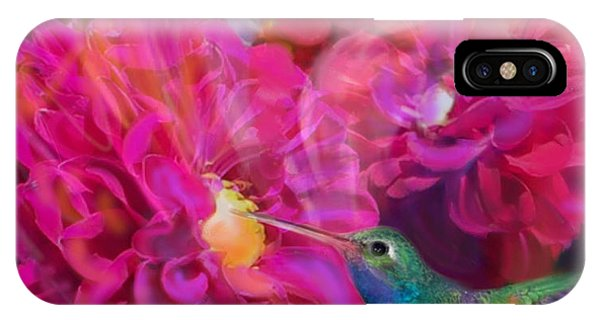 Summer In Full Bloom  IPhone Case
