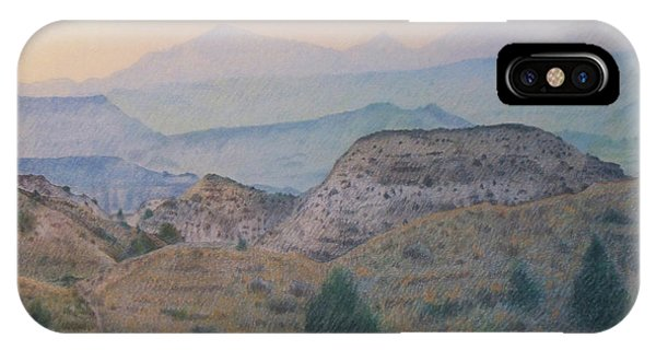 Summer In The Badlands IPhone Case