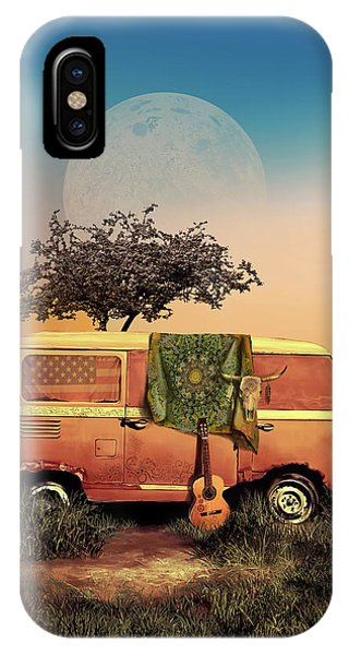 Summer Landscape IPhone Case