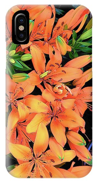 Summer Lily IPhone Case