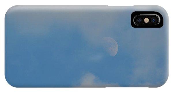 Summer Moon IPhone Case