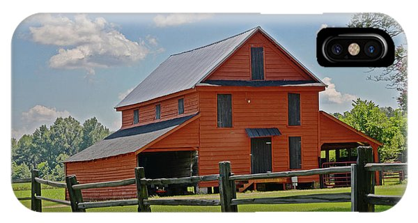 Summer On The Farm IPhone Case