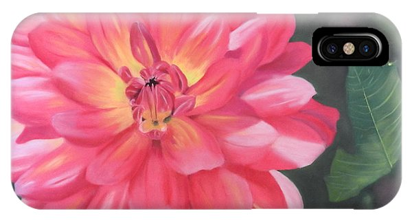 Summer Pinks IPhone Case