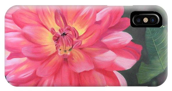 Summer Pinks IPhone Case