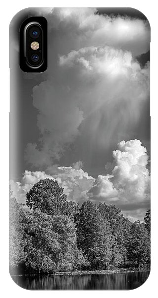 Cypress iPhone Case - Summer Pop Up by Marvin Spates