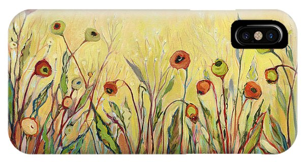 Poppies iPhone Case - Summer Poppies by Jennifer Lommers