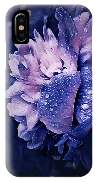 Summer Rain IPhone Case