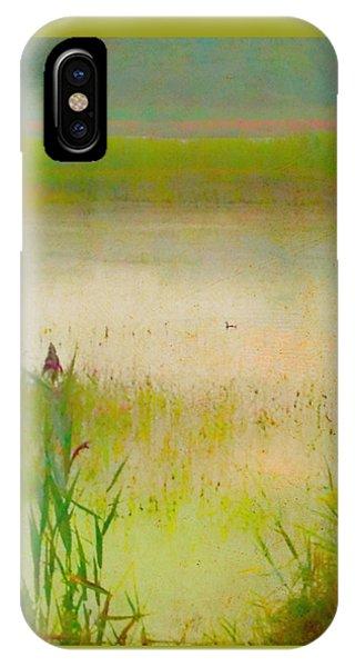 Summer Reeds IPhone Case