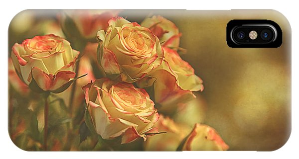 Summer Roses #2 IPhone Case