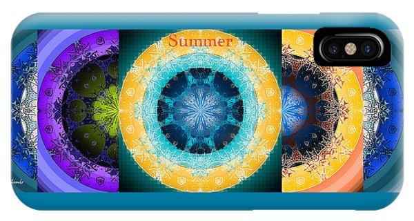 Summer Season IPhone Case