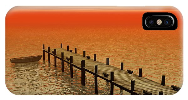 Summer Serenity IPhone Case