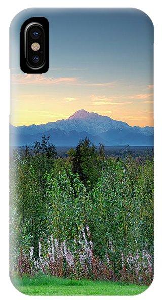 Summer Set Denali IPhone Case