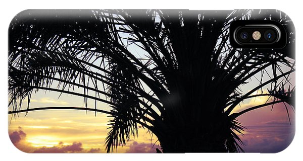 Summer Silhouette IPhone Case