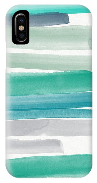 California iPhone Case - Summer Sky by Linda Woods