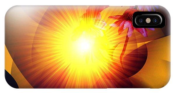Summer Solstice II IPhone Case