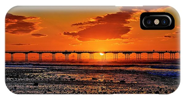 Summer Solstice Sunset IPhone Case