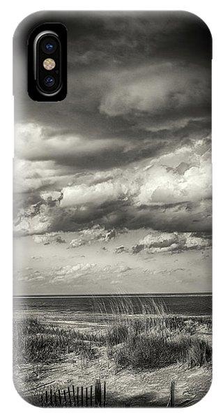 Summer Storm IPhone Case