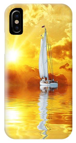 Summer Sun And Fun IPhone Case