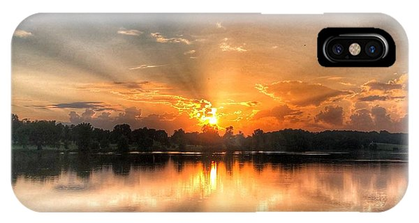 Summer Sunrise 2 - 2019 IPhone Case