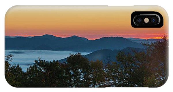 Summer Sunrise - Almost Dawn IPhone Case