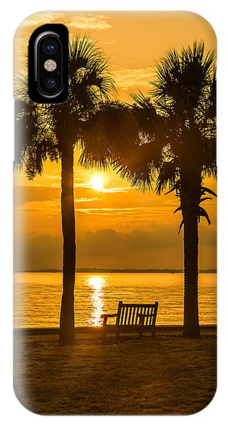 Summer Sunrise - Charleston Sc IPhone Case