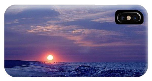 Summer Sunrise I I IPhone Case