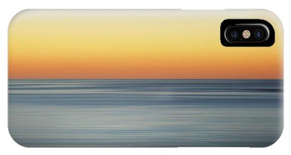 Minimal iPhone Case - Summer Sunset by Az Jackson