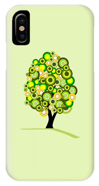 Summer Tree IPhone Case