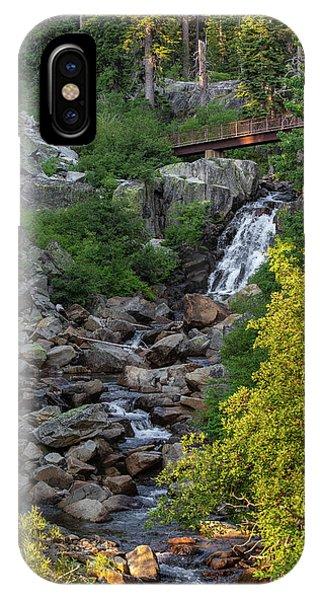 Summer Waterfall IPhone Case