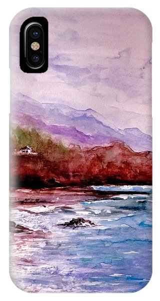 Summer Whispers.. IPhone Case