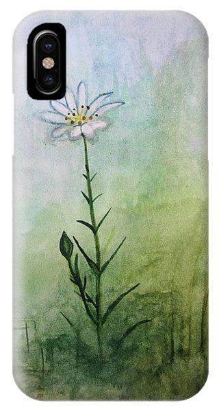 Summer Wildflower IPhone Case