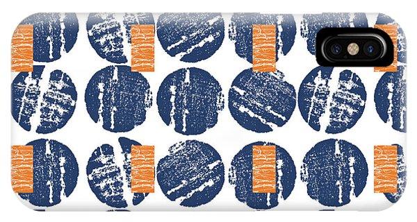Texture iPhone Case - Summer Wine Corks- Art By Linda Woods by Linda Woods
