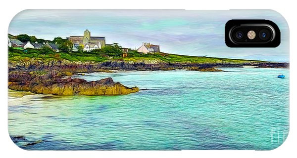 Summertime, Isle Of Iona IPhone Case