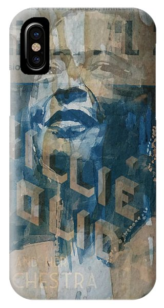 Rhythm And Blues iPhone Case - Summertime by Paul Lovering