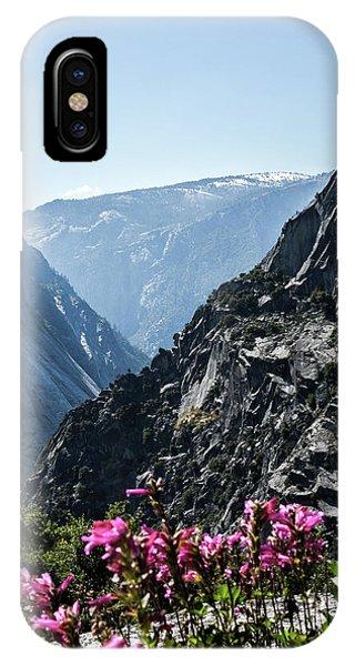 Summits IPhone Case