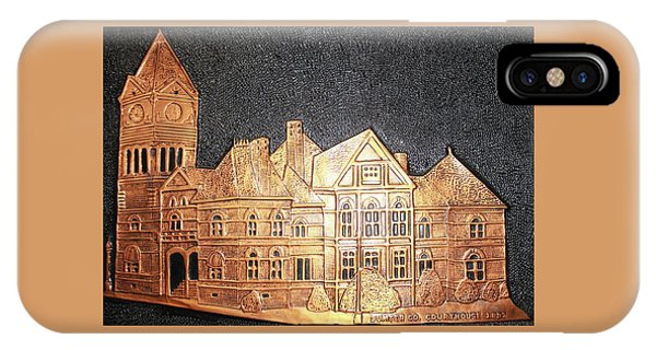 Sumter County Courthouse - 1897 IPhone Case