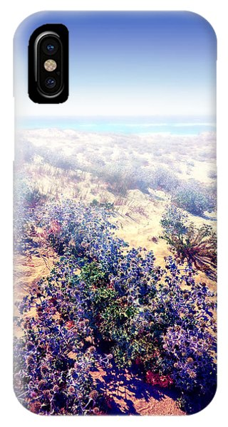 Sun And Wind IPhone Case