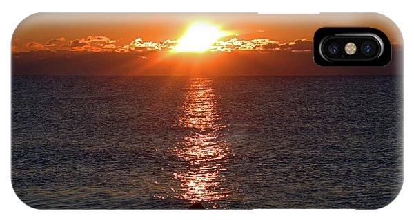 Sun Chasers I I I IPhone Case